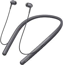 Sony 索尼 WI-H700 蓝牙无线耳机 头戴式 Hi-Res立体声耳机 游戏耳机 手机耳机 灰黑