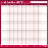 Sasco 计划表套装 2019/20 Holiday Planner (412x416mm)