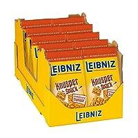 Leibniz 香脆零食焦糖花生,10包(10 x 175克)