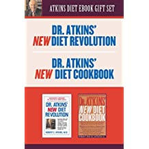 Atkins Diet eBook Gift Set (2 for 1): Revised edition and new food plan to lose weight and feel better (English Edition)