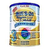惠氏 Wyeth S-26金装幼儿乐幼儿配方奶粉 (3段)(1-3岁幼儿适用)900g 新包装升级配方