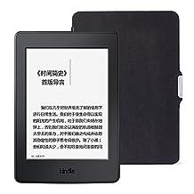 Kindle Paperwhite电子书阅读器 + NuPro保护套超值套装(包含Kindle Paperwhite电子书阅读器-黑、NuPro保护套-经典黑)