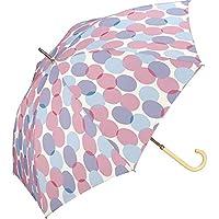 世界派对(Wpc.) 雨伞 长伞 粉色 58cm 女款 墨* 73988-09 PK