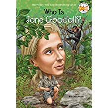 Who Is Jane Goodall? (Who Was?) (English Edition)