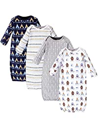 Luvable Friends 中性款婴儿礼服,3只装