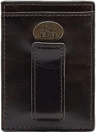 SU Tigers 传统多层前口袋钱包