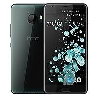 HTC U Ultra 移动联通电信六模全网通 双卡双待双屏 4GB+64GB (沉思黑) 下单赠送Ultra专属钢化膜及Type-c转接头、htc双肩背包