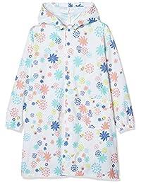 [Akahusuk] 儿童 背包&双肩包 雨衣 花朵图案 儿童 双肩包