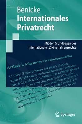 Internationales Privatrecht: Mit den Grundzügen des Internationalen Zivilverfahrensrechts.pdf