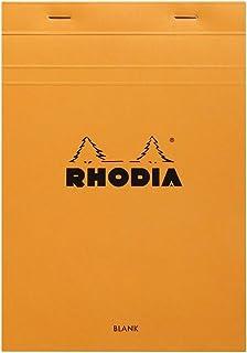 RHODIA 罗地亚 法国 经典上翻笔记本 橙色 N16空白 16000