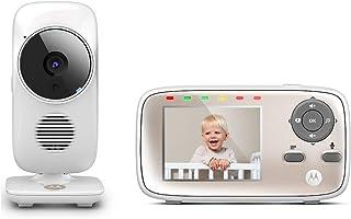 Motorola MBP667 Connect 智能视频婴儿监视器