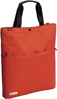 LIHIT LAB. 喜利 日本原装进口smart fit系列便携包A-7583 B4/A4随意变便携挎包 (不含肩带) 4#橙色