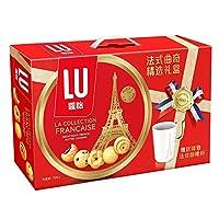 LU 露怡 礼盒装曲奇饼干708g(越南进口)