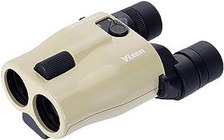 Vixen Atera H12X30 双筒望远镜,带图像稳定器 米色