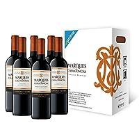 Marques de Casa Concha 侯爵葡萄酒750ml*6 礼盒装(卡本妮苏维翁/梅洛/卡麦妮)(智利进口)
