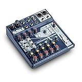Soundcraft Notepad-5 小型模拟搅拌机Notepad-8FX 8-channel mixer 8-channel mixer