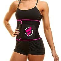 Fitru 腰部修剪器*腹带女士和男款 - 腰部训练器腹部束腹带