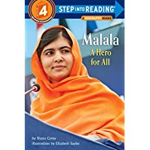 Malala: A Hero for All (Step into Reading) (English Edition)