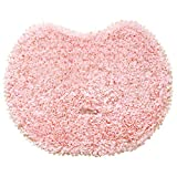 OKA 马桶垫 粉色 约 42cm×55cm PLYS(普利斯) 水果香味