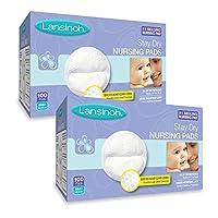 Lansinoh 兰思诺 一次性防溢乳垫, 200片