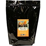 numi organic tea 白色橙色spice,spice,白色茶,低叶,16 盎司袋