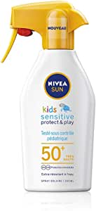 NIVEA 妮维雅 Sun Trigger 儿童防护/敏感性 300毫升