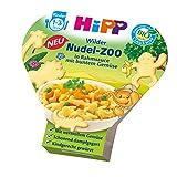 HiPP 喜宝 彩蔬奶油酱面条(动物形状) 动物园系列6盒装(6 x 250克)(1-3岁)