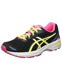 ASICS 中性儿童 Gt-1000 5 Gs 训练跑鞋