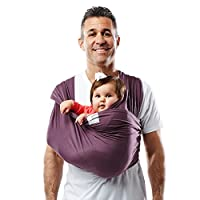 Baby K'tan Baby Carrier Eggplant 中