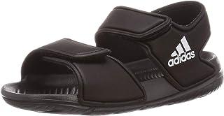 adidas 阿迪達斯中性款嬰兒 Altaswim 拖鞋