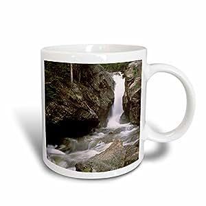 3dRose mug_26275_3 Chasm Falls Rocky Mountain National Park Magic Transforming Mug, 11-Ounce