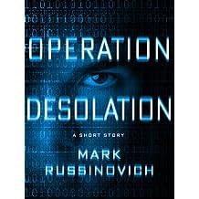 Operation Desolation: A Short Story (Jeff Aiken Series) (English Edition)