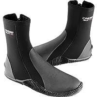 Cressi 科越思 中性 BOOTS WITH SOLES 5mm优质潜水靴 源自意大利 LX4325