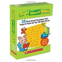 (进口原版) Sight Words Top 100 阅读高频词 25 Read-Aloud Storybooks