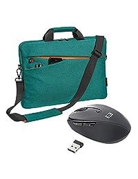 PEDEA 笔记本收納包/箱 时尚SET010-66063022 15,6 Zoll mit Maus