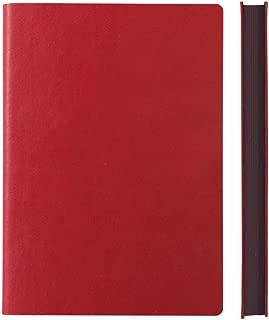 Daycraft 德格夫 旗艦系列筆記本 - A5, 紅色