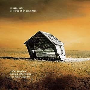 Mussorgsky:展览上的图片(乐团版和钢琴版)
