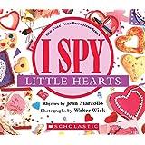(进口原版) 视觉大发现系列 I Spy Little Hearts W/foil