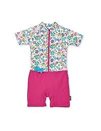 sterntaler 婴儿男孩 schwimmanzug 泳衣,海蓝宝石