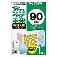 Vape 电蚊香 1件更换灯罩的任意位置昆虫Vape 容器未来90天