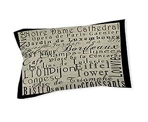 手工木工和成衣式枕头,国王,巴黎游客目的地