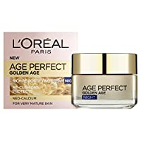 L'Oreal Paris GOLDEN AGE 晚霜50?ml