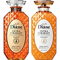 Moist Diane 黛丝恩 Prefect Beauty Extra Straight 洗发水&护发素套装 450ml×2