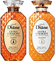 Moist Diane黛絲恩 Prefect Beauty Extra Straight 洗發水&護發素套裝 フローラル 450ml×2 ボト