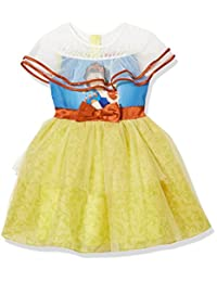 Disney 迪士尼童装 女童 公主裙 KVP8M2SBKG2902YY