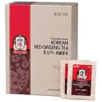kgc ginseng tea bags, 50 count by unknown