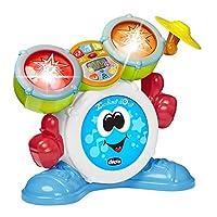Chicco 智高 ROCKBAND 鼓 婴儿 音乐玩具 学习玩具 鼓 Kiner玩具 适合1岁以上
