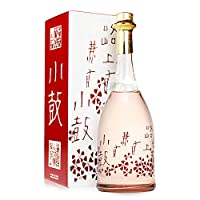 小鼓 路上有花桃花大吟酿清酒720ml(日本进口)