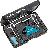 HAZET 842AIG-1/4 通用螺纹修复工具套装 - 多色