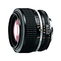 Nikon NIKKOR 50mm f/1.2 鏡頭1435 1.2 鏡片 黑色